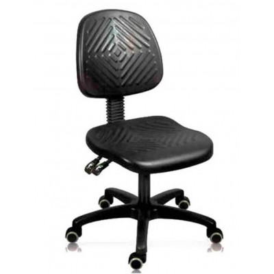 Silla Secretarial Industrial Reclinable HD