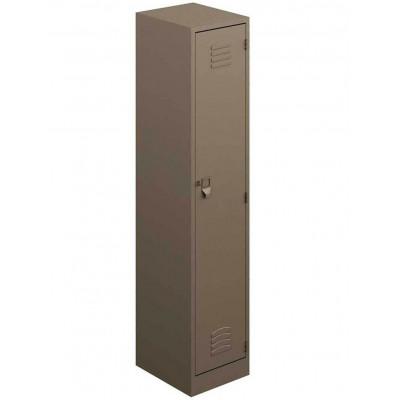 Locker Metalico 1 puerta 38X45X180