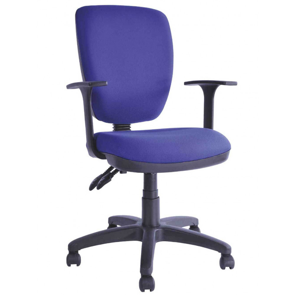 Silla Secretarial Reclinable CB Lazur