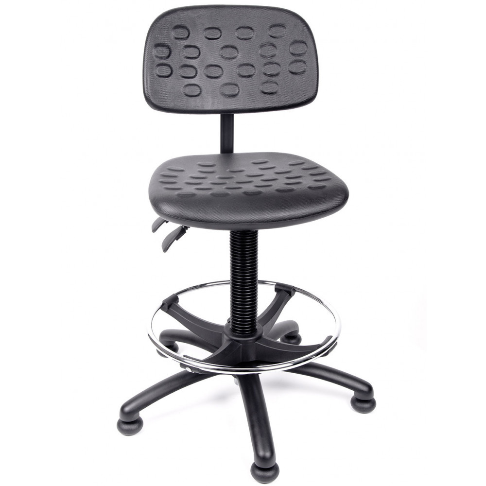 Silla Industrial Cajero Reclinable