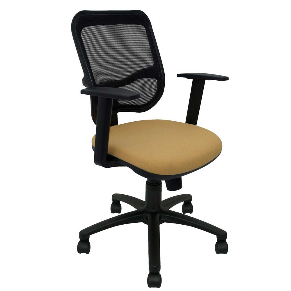 Silla Secretarial Reclinable CB Ajabo