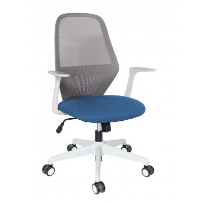 Sillon Semi-Ejecutivo Gris Flash