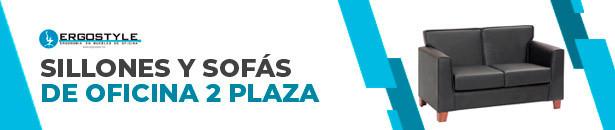 Sofas y Sillones 2 Plazas