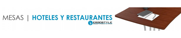 Mesas para Resturantes
