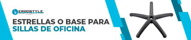 Refacciones para Sillas, Estrellas , Estrellas o Bases para Sillas de Oficina