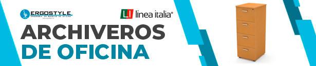 Archiveros de madera para oficinas