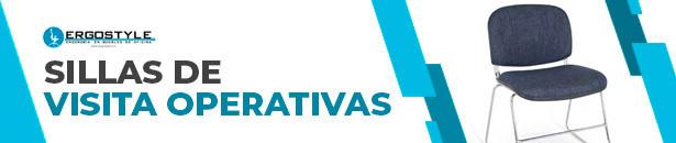 sillas de visita operativas